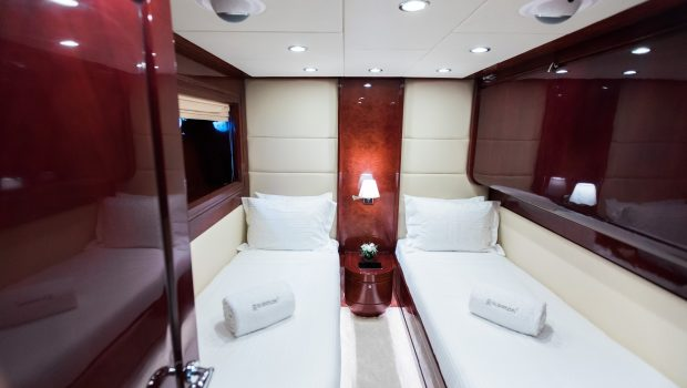 albator 2 motor yacht twins (2) -  Valef Yachts Chartering - 3815