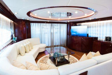 albator motor yacht salon (2) -  Valef Yachts Chartering - 3857