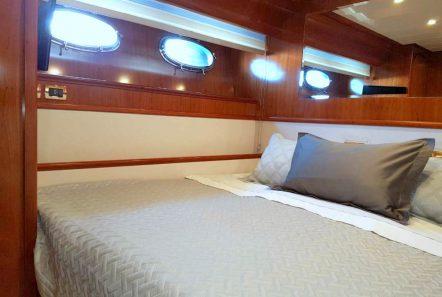amoraki motor yacht doubles (1) min -  Valef Yachts Chartering - 5036