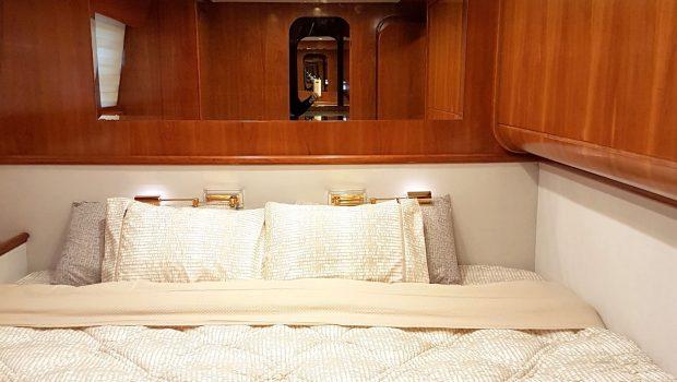 amoraki motor yacht doubles (3) min -  Valef Yachts Chartering - 5034
