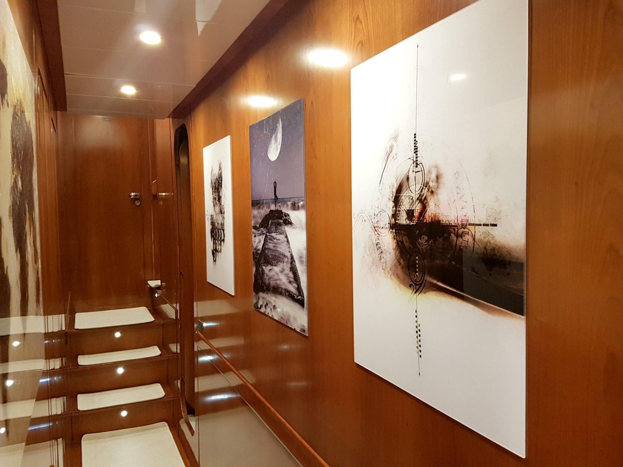amoraki motor yacht hall min -  Valef Yachts Chartering - 5033