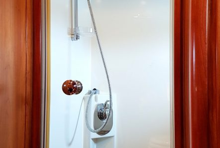 amoraki motor yacht shower min -  Valef Yachts Chartering - 5047
