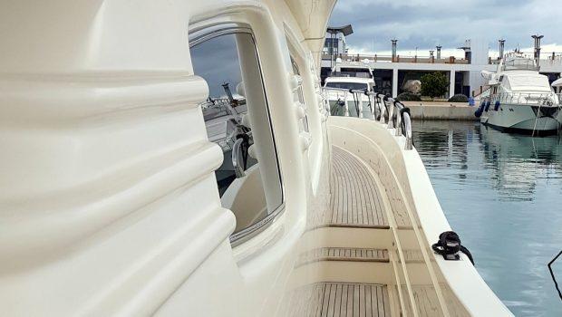 amoraki motor yacht side min -  Valef Yachts Chartering - 5046