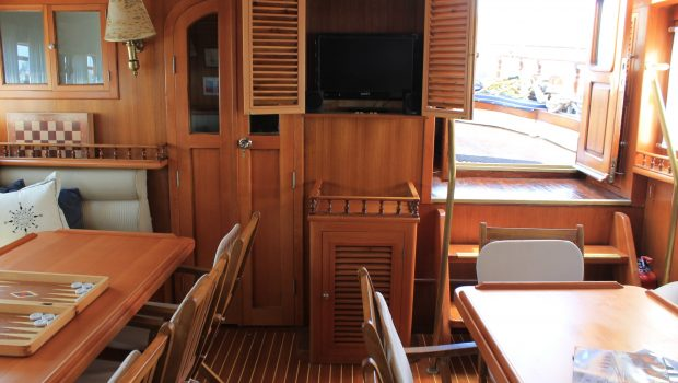 apollon motor sailer dining min -  Valef Yachts Chartering - 4742