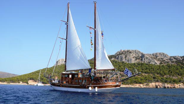 apollon motor sailer profile min -  Valef Yachts Chartering - 4739