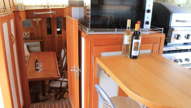 apollon motor sailer table min -  Valef Yachts Chartering - 4737