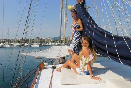apollon motor sailer top min -  Valef Yachts Chartering - 4736