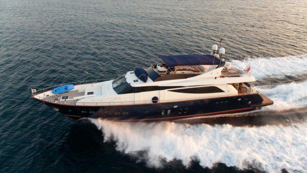 atalanti motor yacht running_valef -  Valef Yachts Chartering - 5219