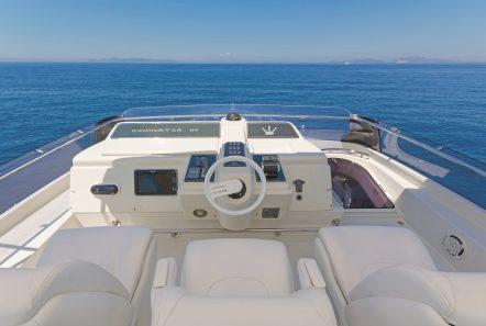 beluga motor yacht flybridge (2) min -  Valef Yachts Chartering - 3745