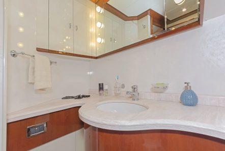 beluga motor yacht master bath (1) min -  Valef Yachts Chartering - 3742