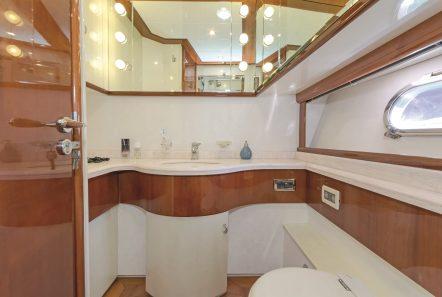 beluga motor yacht master bath (2) min -  Valef Yachts Chartering - 3741