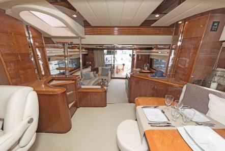 beluga motor yacht salon (1) min -  Valef Yachts Chartering - 3762