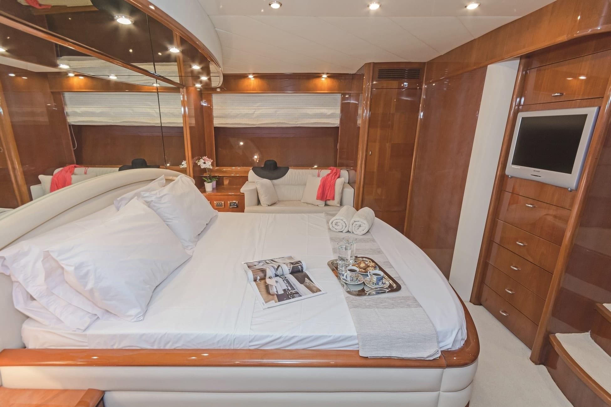beluga motor yacht stateroom (2) min -  Valef Yachts Chartering - 3758