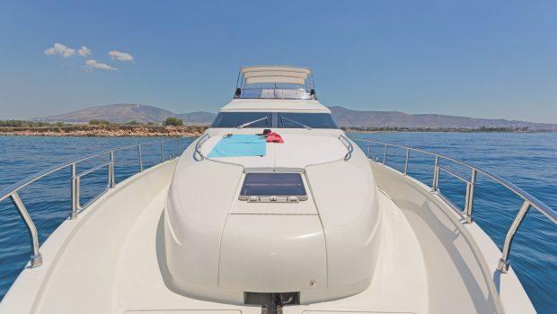 beluga motor yacht sundeck min -  Valef Yachts Chartering - 3755