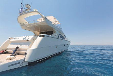 beluga motor yacht swim platform min -  Valef Yachts Chartering - 3754