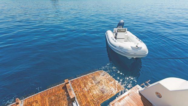 beluga motor yacht tender min -  Valef Yachts Chartering - 3753