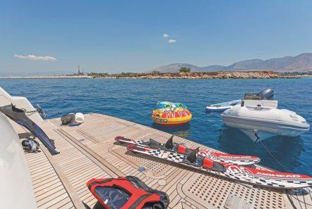 beluga motor yacht water toys min -  Valef Yachts Chartering - 3748