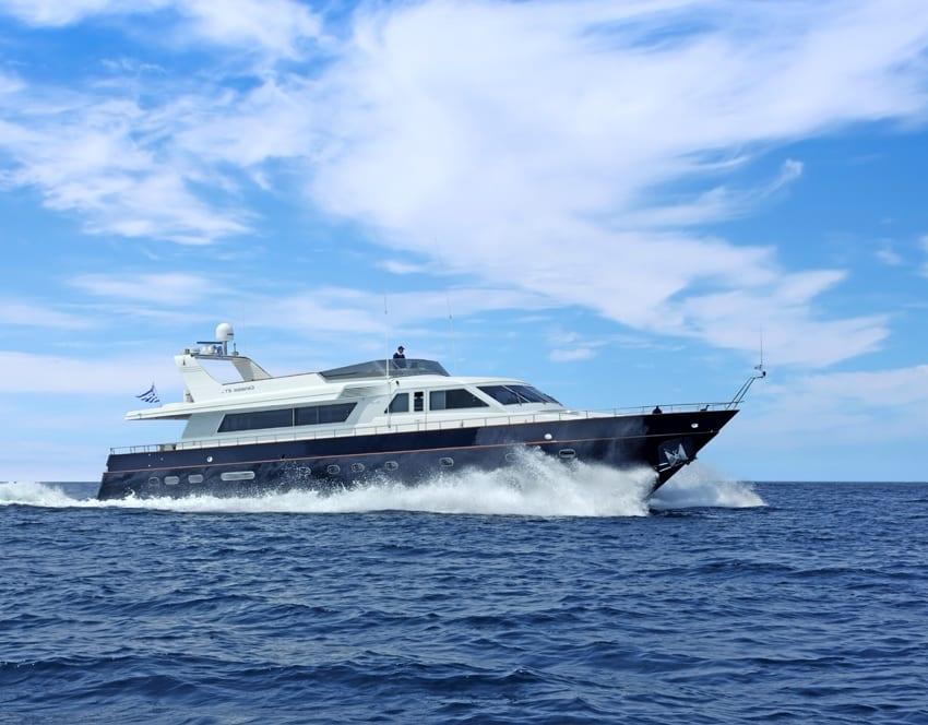 blu sky canados exterior (1) -  Valef Yachts Chartering - 4362