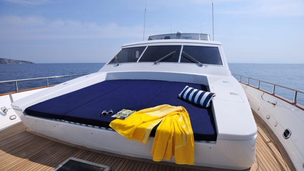 blu sky canados fore sunbeds -  Valef Yachts Chartering - 4358