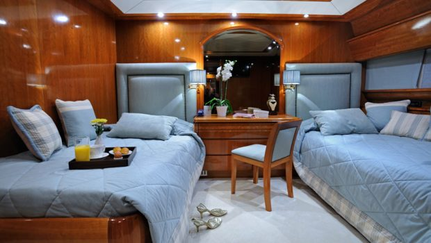 blu sky canados twin cabins (1) -  Valef Yachts Chartering - 4346