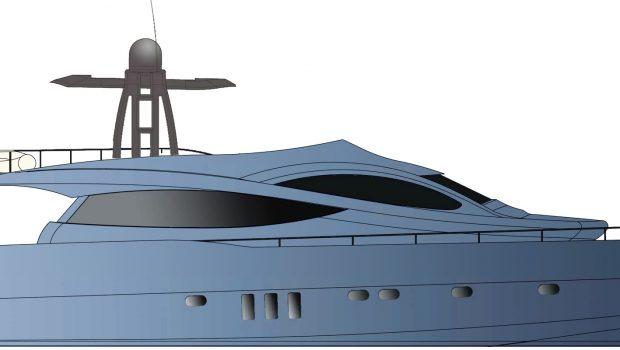 blue angel motor yacht deck plan (1) min -  Valef Yachts Chartering - 5288