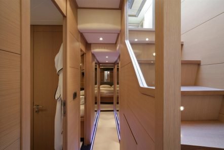 blue angel motor yacht hall min -  Valef Yachts Chartering - 5281