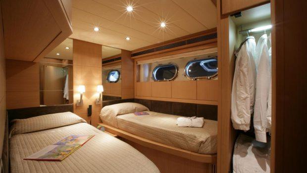 blue angel motor yacht twin min -  Valef Yachts Chartering - 5278