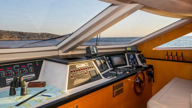 cant remember motor yacht bridge min -  Valef Yachts Chartering - 4659