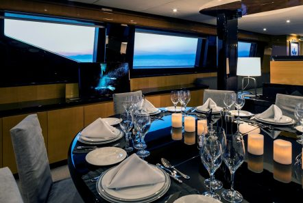cant remember motor yacht dining (4) min -  Valef Yachts Chartering - 4691