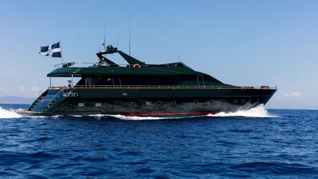 cant remember motor yacht exteriors (7) min -  Valef Yachts Chartering - 4685