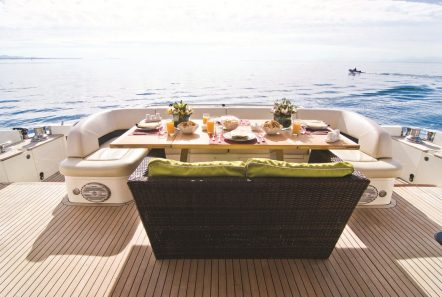 catherine motor yacht aft deck_valef -  Valef Yachts Chartering - 5188