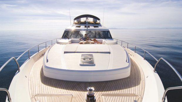 catherine motor yacht fore_valef -  Valef Yachts Chartering - 5180