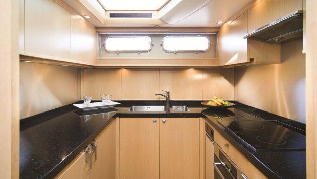 catherine motor yacht galley_valef -  Valef Yachts Chartering - 5179