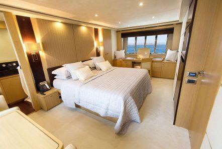catherine motor yacht master stateroom (2)_valef -  Valef Yachts Chartering - 5174