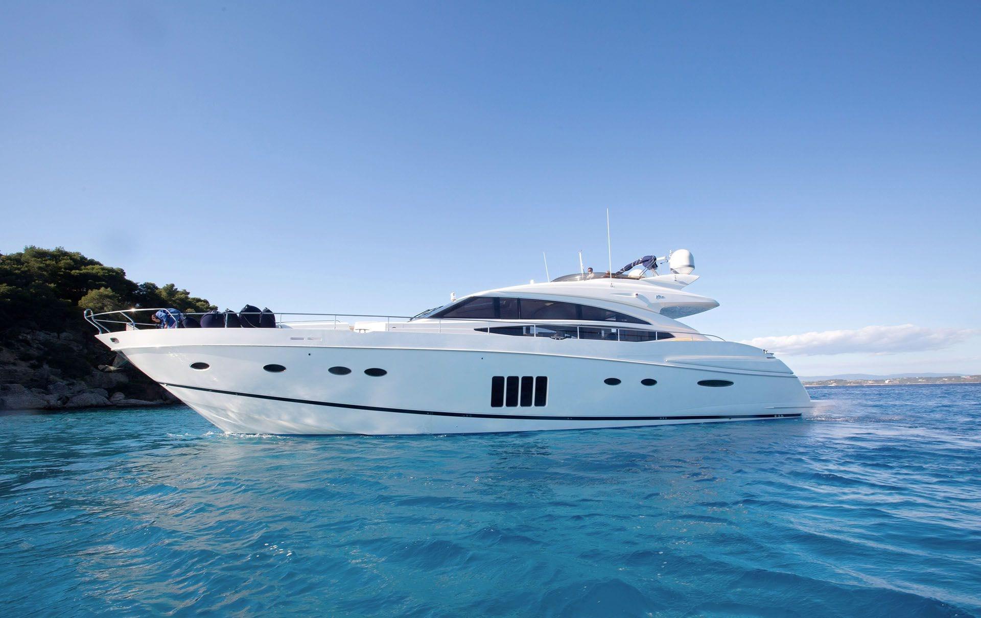 catherine motor yacht profile_valef -  Valef Yachts Chartering - 5173