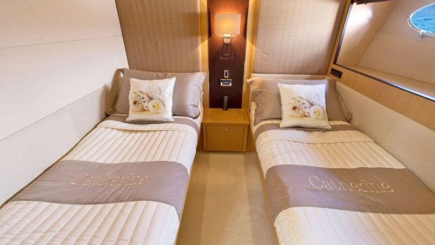 catherine motor yacht twin staterooms (2)_valef -  Valef Yachts Chartering - 5192