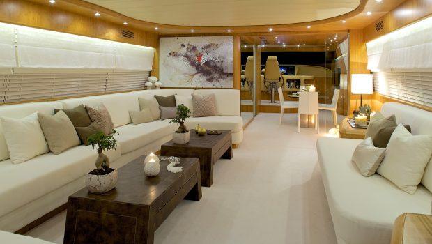 cudu motor yacht salon min -  Valef Yachts Chartering - 4798