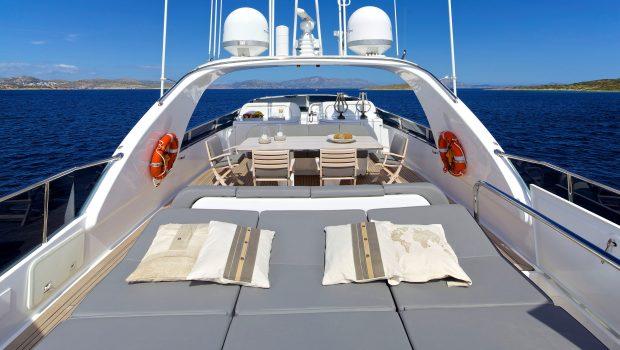 cudu motor yacht sun deck (1) min -  Valef Yachts Chartering - 4797