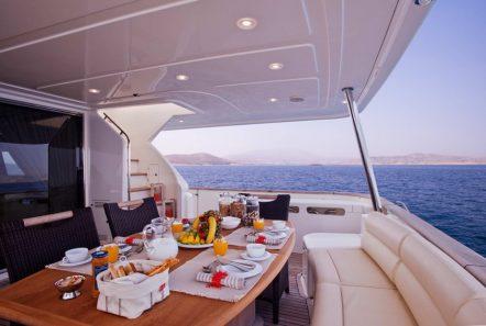 dana aft -  Valef Yachts Chartering - 4283
