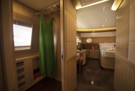 dana motor yacht closet -  Valef Yachts Chartering - 4271