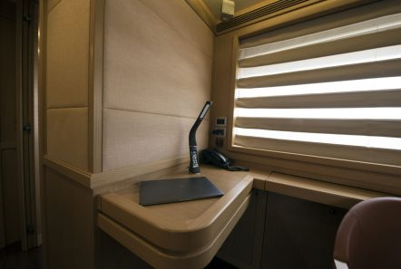 dana motor yacht desk -  Valef Yachts Chartering - 4266