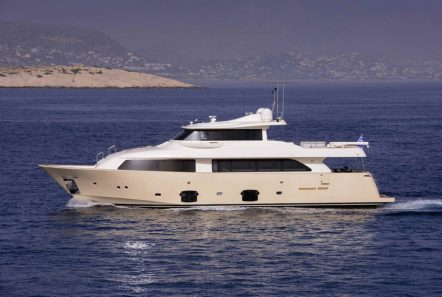 dana motor yacht exterior (1) -  Valef Yachts Chartering - 4305