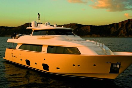 Navetta Custom Line 26 -  Valef Yachts Chartering - 4304