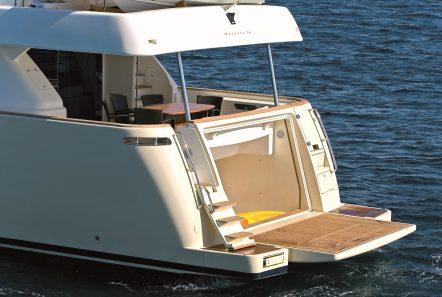 Navetta Custom Line 26 -  Valef Yachts Chartering - 4303