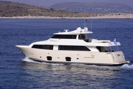dana motor yacht exterior (5) -  Valef Yachts Chartering - 4301