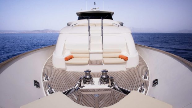 dana motor yacht fore2 -  Valef Yachts Chartering - 4299