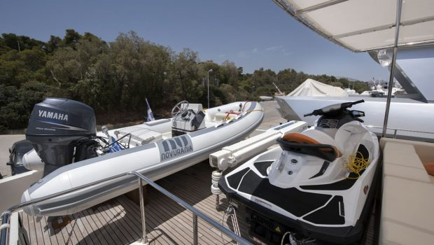 dana motor yacht seatoys -  Valef Yachts Chartering - 4292