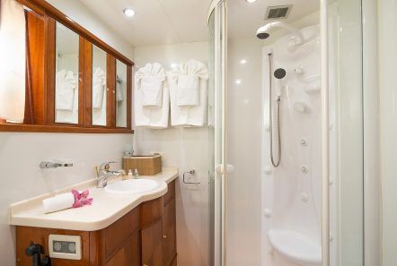 dream b motor yacht bath min -  Valef Yachts Chartering - 4779