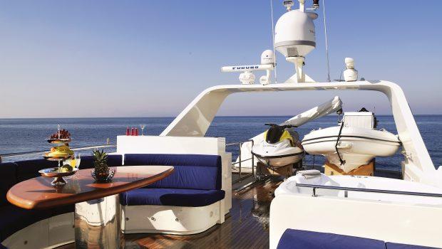 dream b motor yacht sundeck min -  Valef Yachts Chartering - 4761