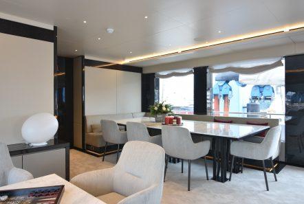eden mega yacht dining min -  Valef Yachts Chartering - 4898